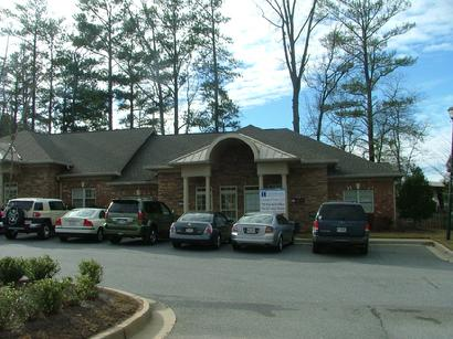 Nothfall Office Condo Foreclosure REO Alpharetta Commercial Bank Owned Investment