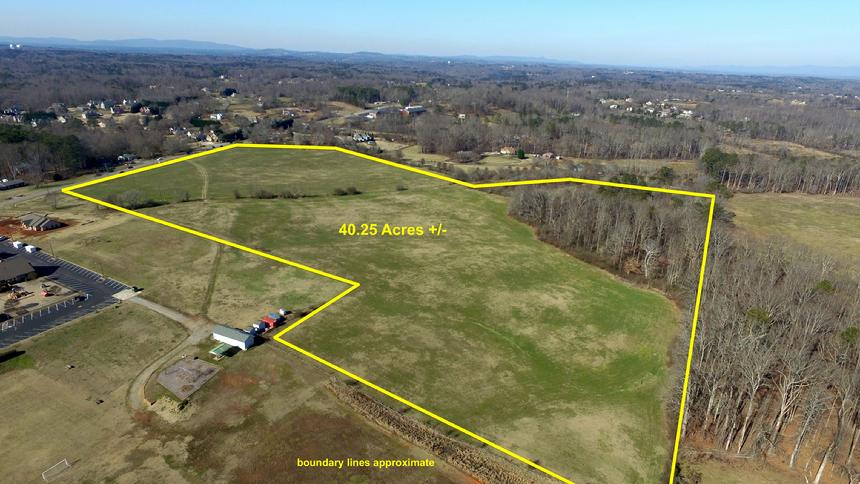 east cherokee drive land, hickory flat land, holly springs land, development, subdivision, new homes